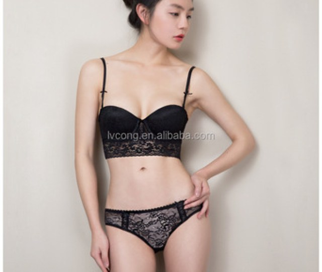 Hot Lace Transparent Sexy Teenagers Lovely Girl Black Bra Panty Set Buy Lovely Girl Black Bra Panty Settransparent Bra Panty Setsexy Teenagers Bra Set