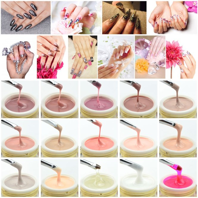 You Can Have It On Your Own Natural Nails Over Our Gelish Polish Or Gel Nail Extensions Is Applied Using A Fine Powder