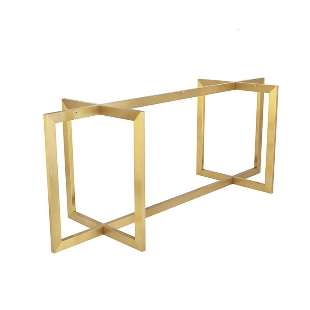 oem custom adjustable dining table legs gold brass coffee table legs metal copper cast iron bar metal furniture base buy metal furniture base coffee
