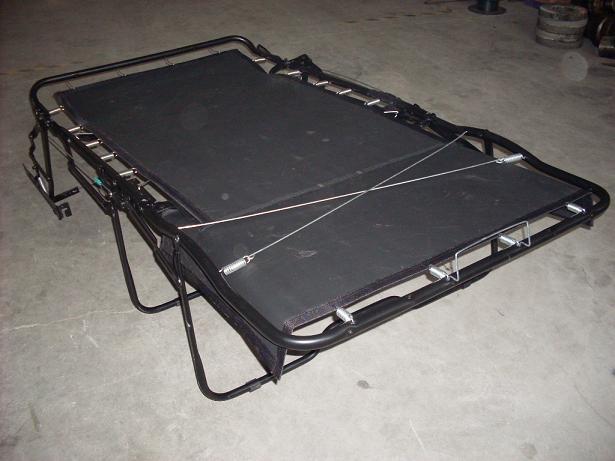 Leggettampplatt Folding Sofa Bed Frame Of Different Size