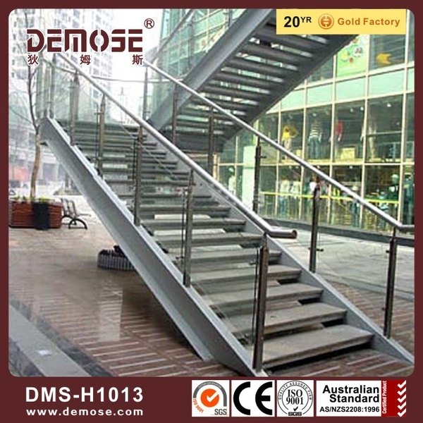 Outdoor Galvanized Metal Concrete Stairs Buy Used Metal Stairs | Steel And Concrete Stairs | Welding | Smooth | Cantilevered | Industrial | Cement