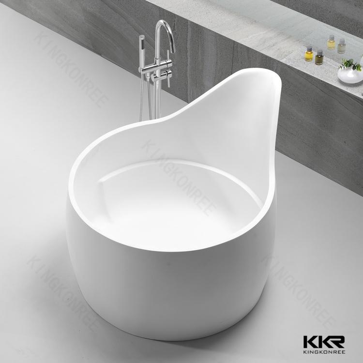 baignoire kkkr en marbre artificiel petite baignoire ronde a prix buy baignoire en marbre baignoire ronde prix de la baignoire product on