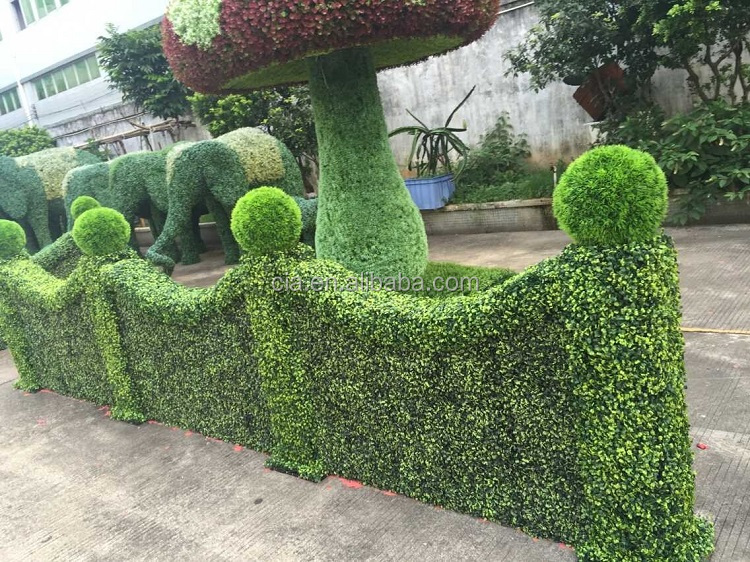 Garden Artificial Boxwood Topiary Hedge Topiary Ball Buy