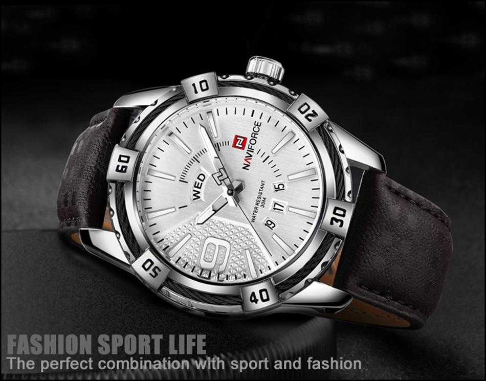 HTB1aDfLglTH8KJjy0Fiq6ARsXXao NAVIFORCE Top Luxury Brand Men Quartz Watch Army Military Sport Business Watches Week Analog Display Male Clock Waterproof Hour