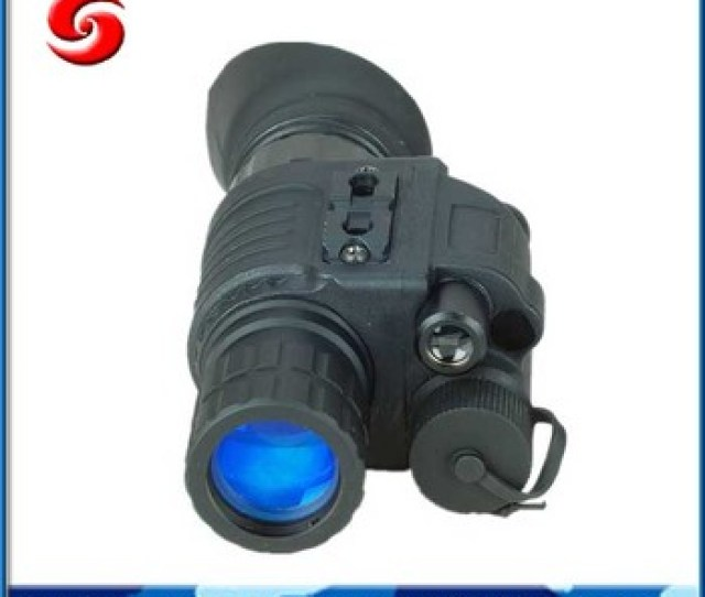 Mhb X Night Vision Monocular For Military And Police Use