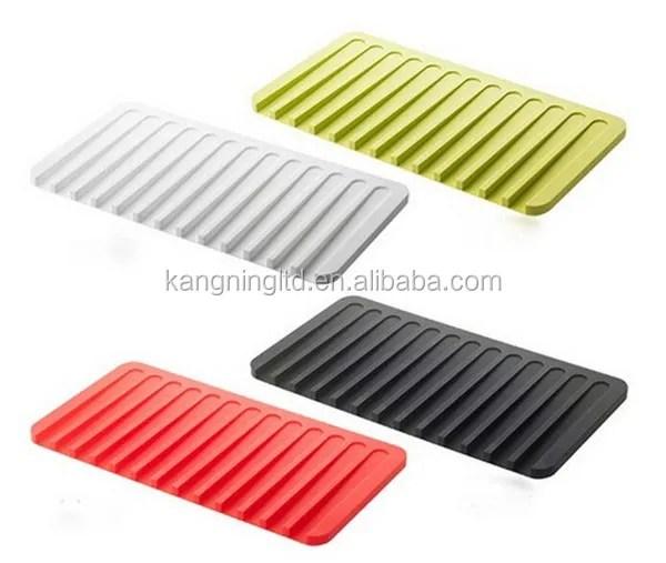 tapis d egouttage pour evier de cuisine tapis de sechage en silicone tapis egouttoir de vaisselle buy tapis de sechage de cuisine en silicone tapis