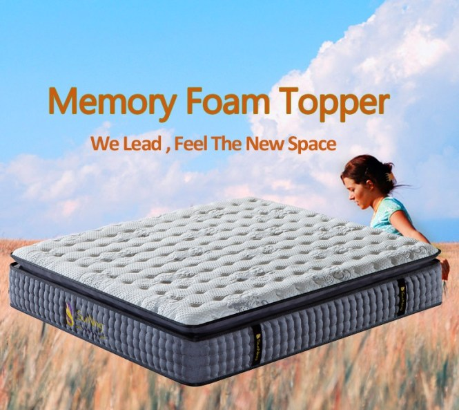 Hot On Special Design Best Pocket Spring Mattress With Foam A 1036 15