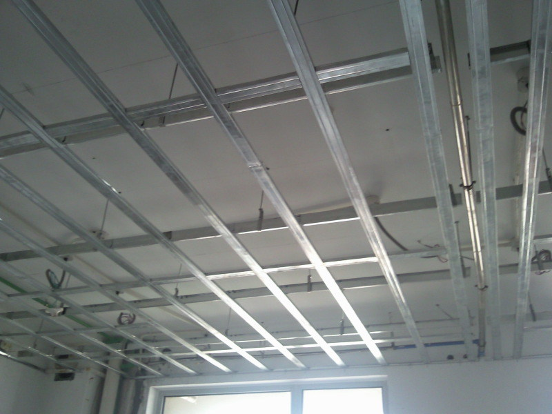 Gypsum Board Ceiling Framing Www Energywarden Net