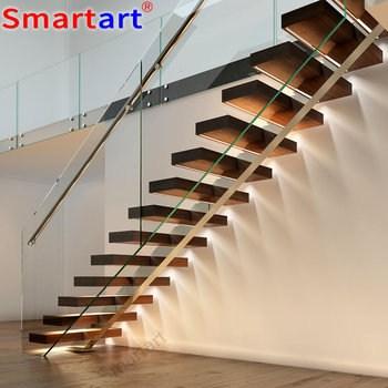 Precast Concrete Stairs Easy Install Handrails Stairs Buy | Building A Handrail For Concrete Stairs | Deck Railing | Deck | Steel Handrail | Porch | Outdoor Stair