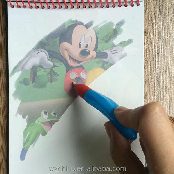 2014 Educational Kids Toy Magic Aqua Doodle Book Water