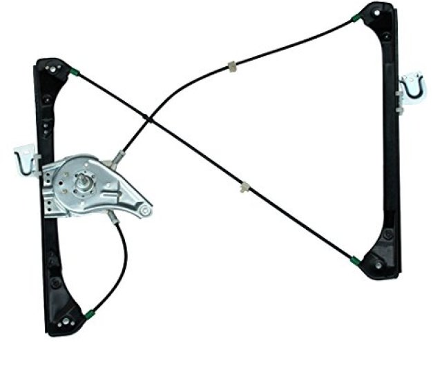 Get Quotations  C2 B7 Viogi Fit Front Driver Left Side Manual Window Regulator For 99 02 Pontiac