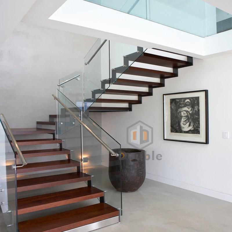 Modern Design Duplex House Stairs Hard Wood Staircase Buy Duplex   Stairs Design For Duplex House   Rcc   Residential   Exterior   Indian   Indoor