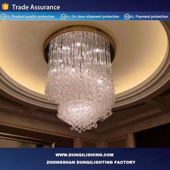 Dubai Hotel 2017 Asfour Crystal Chandelier Prices