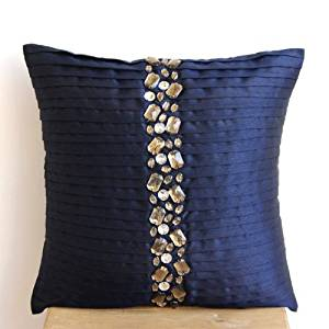cheap navy cushion covers find navy