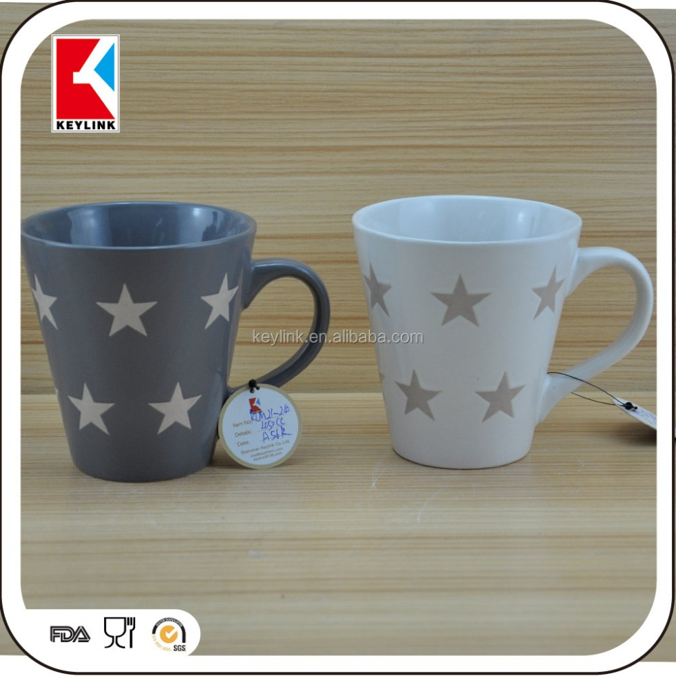 Wholesale Cheap Promotional Mug Cup Stoneware Custom Mug ...