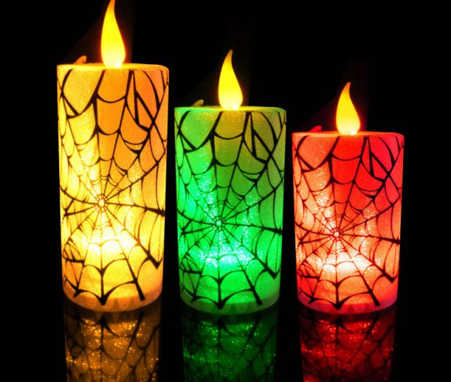 Flameless Electric Halloween Candles Halloween Lights Candle Free Halloween Contacts Buy Free Halloween Contactsflameless Electric Halloween Candles
