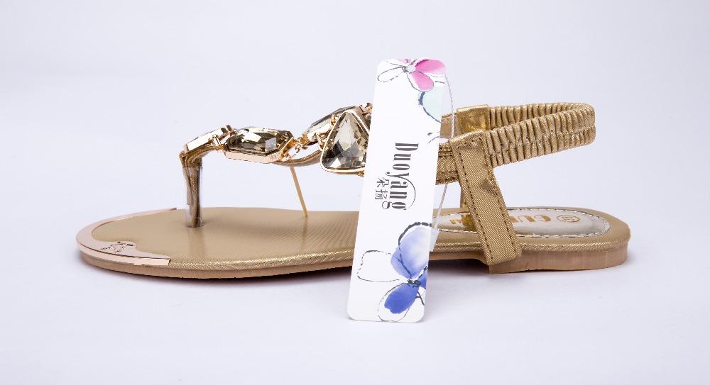 HTB1heC0cwfN8KJjSZFIq6A0UFXaP Woman Sandals 2019 fashion high quality Rhinestone women flip flops shoes ladies casual summer beach shoes