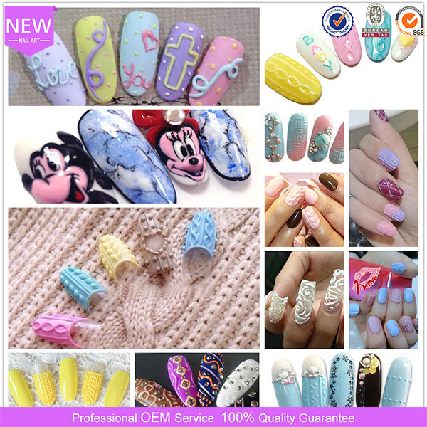 Make Your Own New Style In Nail Art Designs