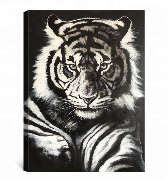 87 Gambar Harimau Keren Hitam Putih Paling Hist Gambar Pixabay