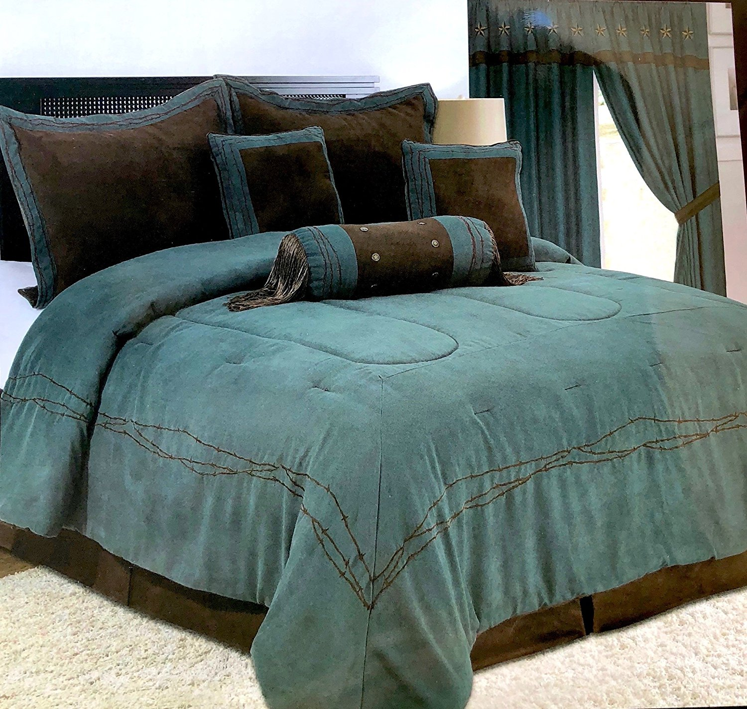 cheap oversized king comforter find