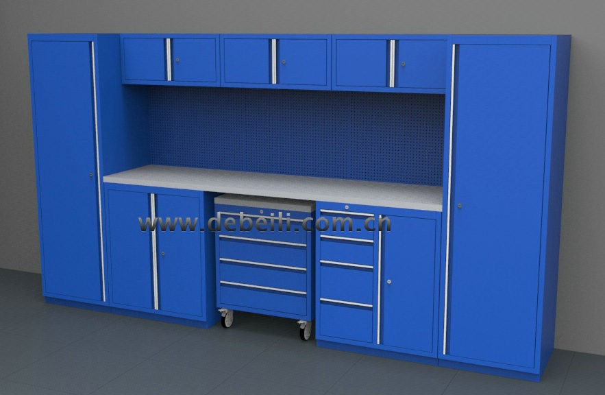 armoire de rangement garage
