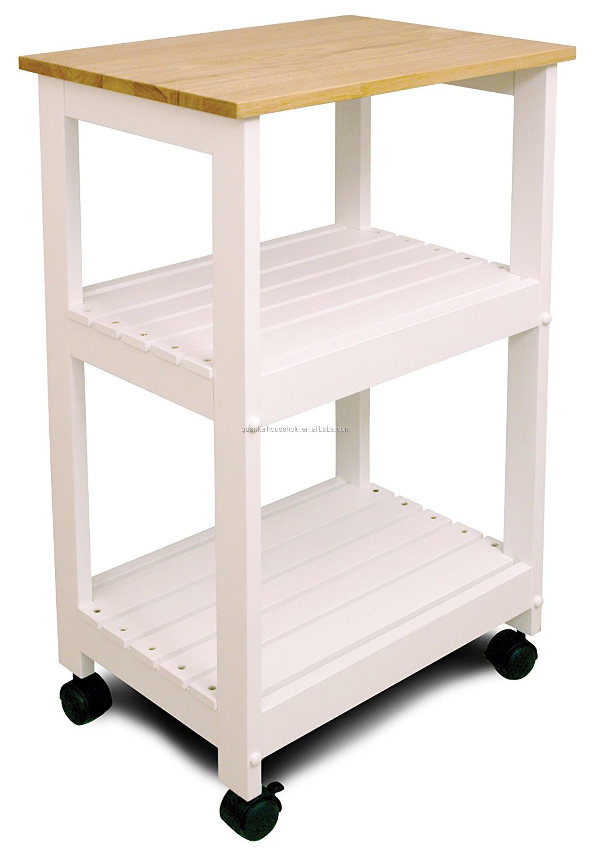 bamboo wood kitchen cart microwave stand buy bamboo kitchen trolley kitchen serving trolley cart microwave stand product on alibaba com