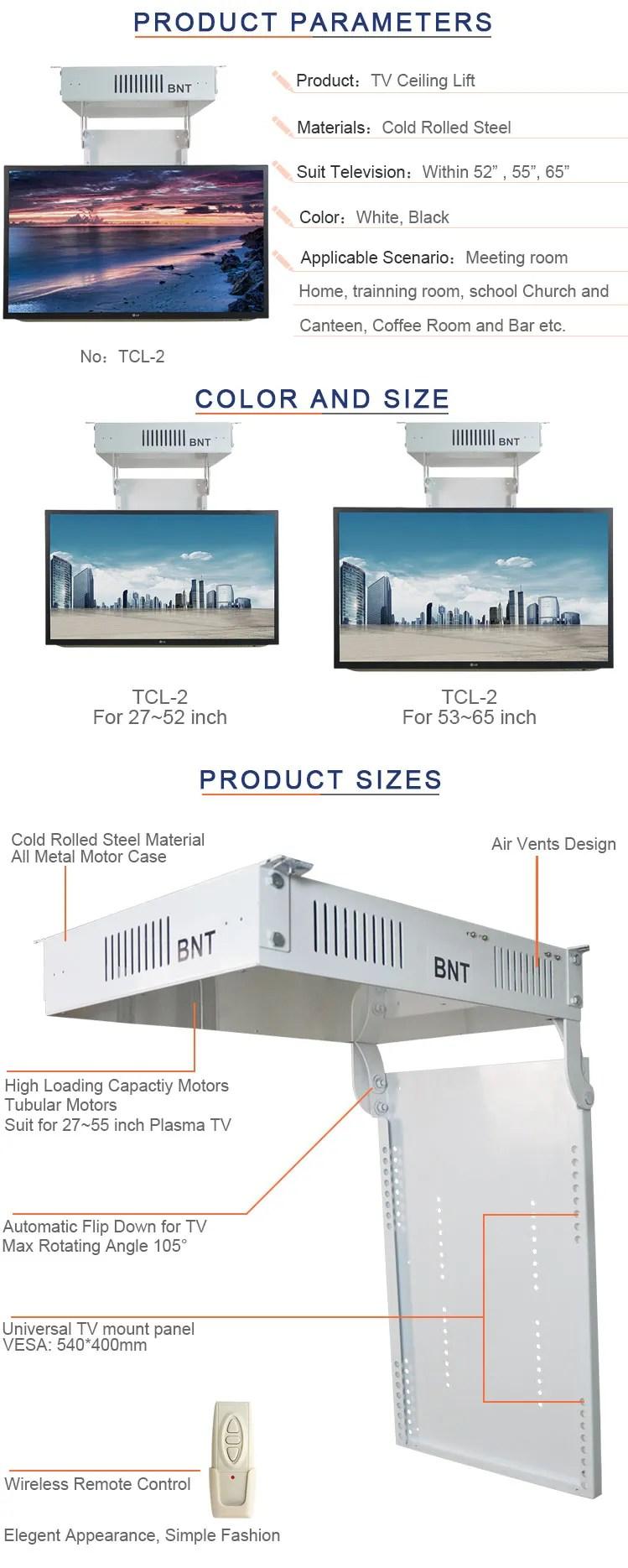 support de plafond motorise pour chambre a coucher mecanisme de levage motorise pour un plafond de television 55 buy ascenseur de tv ascenseur de