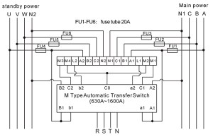 123 Automatic Transfer Switch Controllerats Control