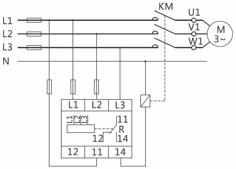 Daqcn China Supplier Zhrv5-09 Single-phase Over-voltage