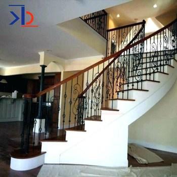 Contemporary Interior Metal Stair Banisters And Railings 201 304 | Contemporary Railings For Interior Stairs | Minimalist | Ultra Modern | Mid Century Modern | Metal | Wood