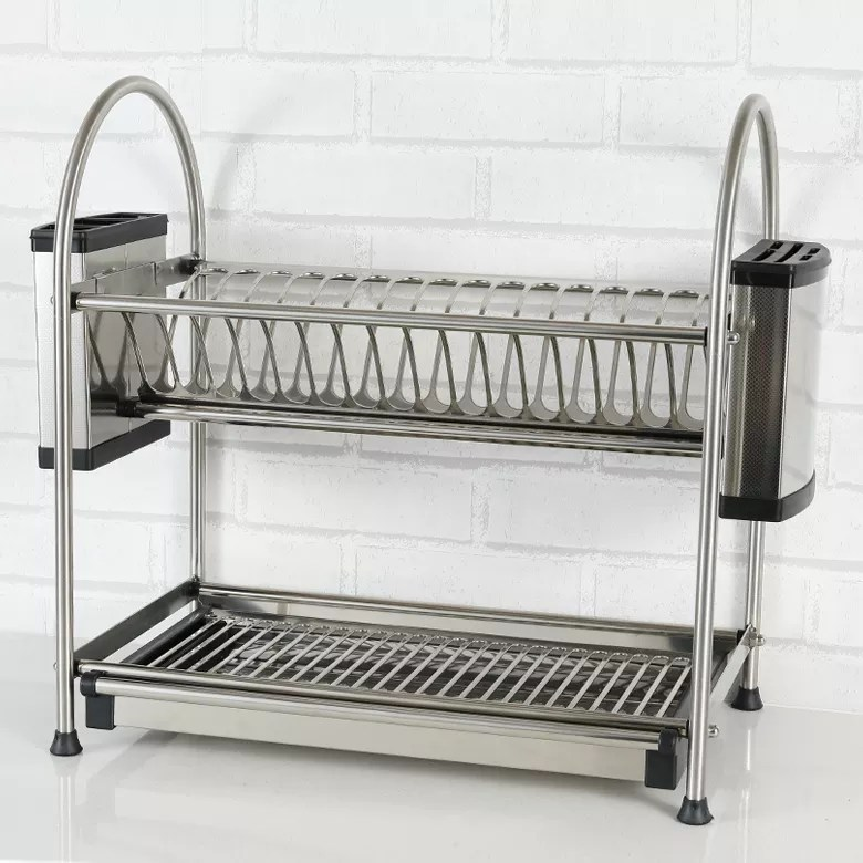 stainless steel dish drainer stand for kitchen cabinet vt 09 003 buy stainless steel dish drainer kitchen cabinet stand dish drainer stand product