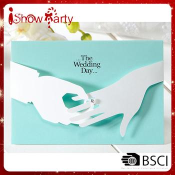 3d Wedding Invitation