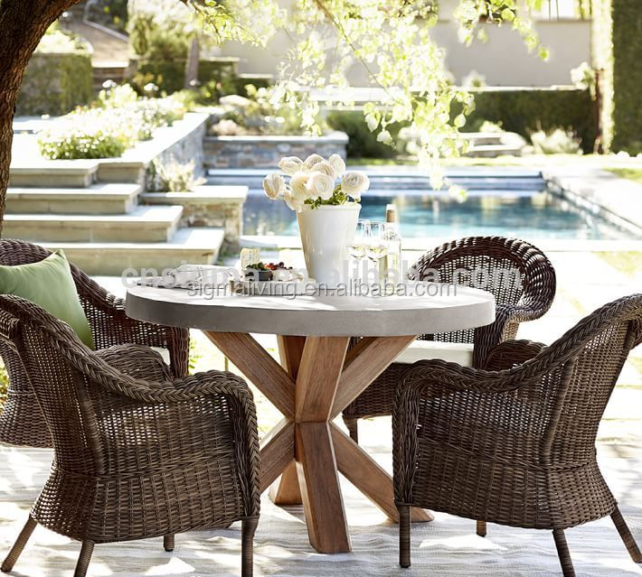 patio furniture round concrete dinning table chair set buy dinning table chair set dining round table and chair set round marble dining table set