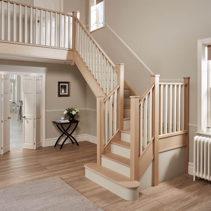 Low Cost Wooden Curved Staircase Indoor Solid Wood Staircase   Round Staircase Designs Interior   Classic   Wooden   Elegant   Showroom   Round Shape Round