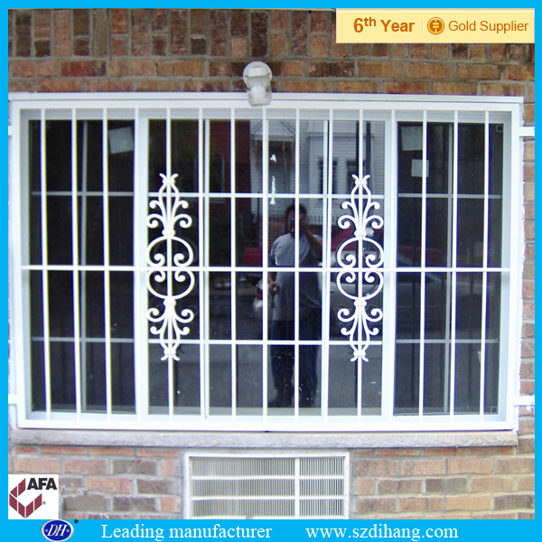 Charming Beautiful Window Grill Designs For Homes Dwg Photos Interior . Window ...