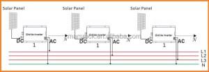 500w Grid Tie Inverter,Wide Dc Input Micro Inverter 22v To