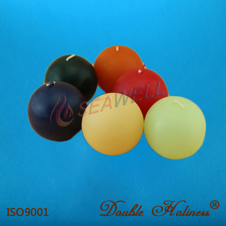 Ball Shapped Candles 1 5
