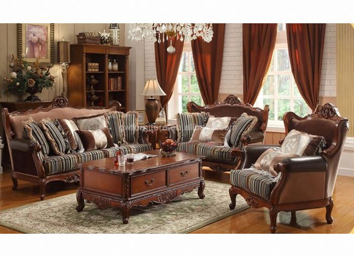 Old World Style Leather Sofa | Sofa Nrtradiant