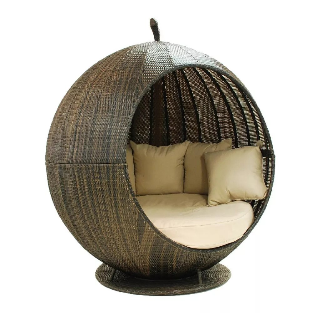 round rattan cosy outdoor daybed with canopy buy round rattan outdoor bed outdoor outdoor daybed canopy lounge product on alibaba com