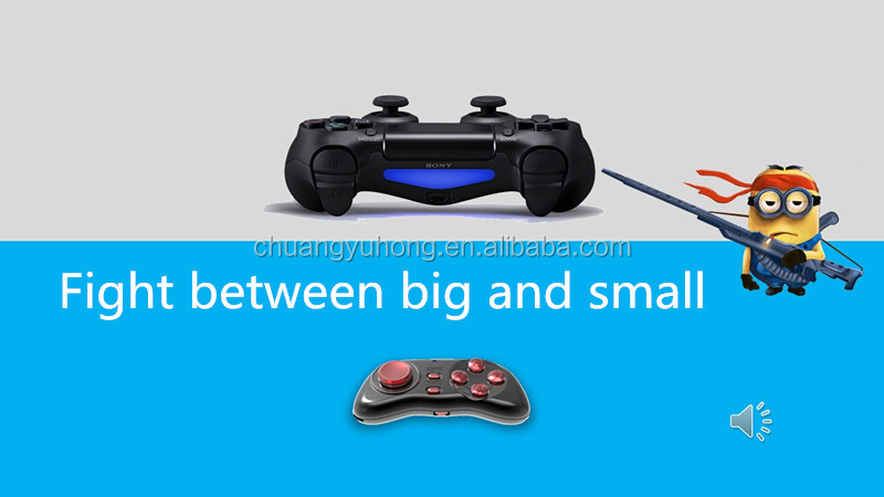 Mini Remote Wireless Joystick Controller For Android Ios