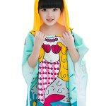 Buy Rohern Kids Cute Cartoon Mermaid Print Hooded Bath Towel Boys Terry Bathrobes Soft Robes Mermaid2 In Cheap Price On Alibaba Com