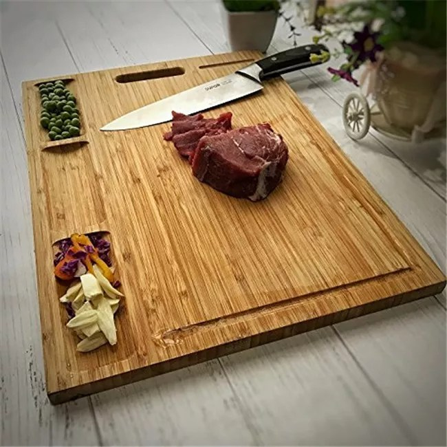 top bamboo wood cutting board over sink best gift for a housewarming buy gift for women chopping block chopping board product on alibaba com