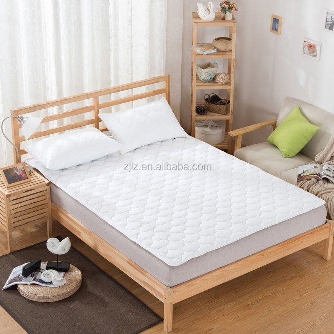 China Supplier Top Quality Mattress Protector Soft Silk Pad Winter Product On Alibaba