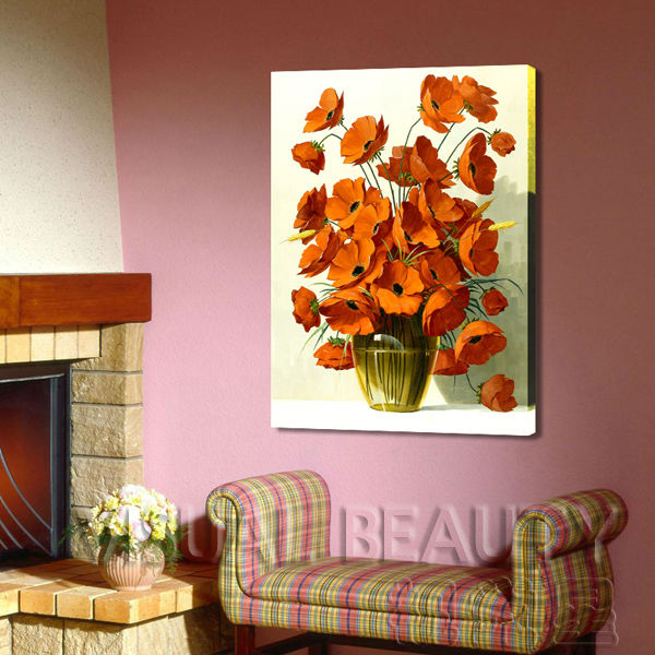 Impressionism Painting Wall Mural China Decor