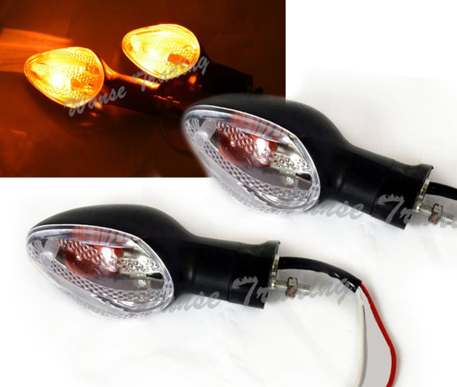 Buy Rear Turn Signals Bulb Light Clear For Honda Cbr 600rr Cbr600rr Rr Cbr1000rr   2013 In Cheap Price On