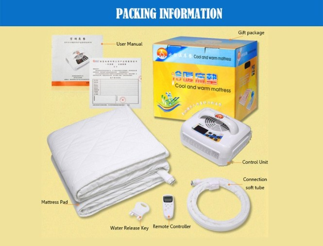 Twin Electric Cooling Mattress Pad Bed For Better And Deeper Sleeping