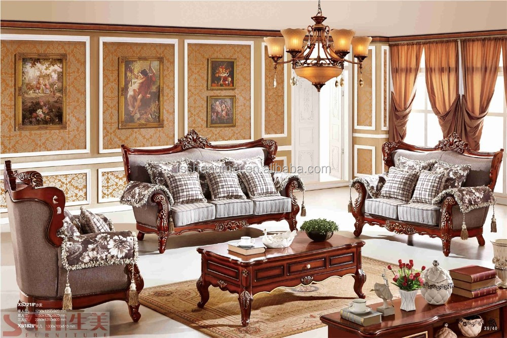 Amazing China Living Room Sofa Set Dubai Leather Furniture