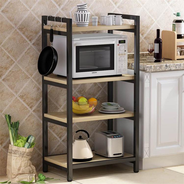 3 4 5 layers factory direct microwave oven rack shelf landing buy kitchen vegetable storage rack kitchen cabinet plate rack kitchen cabinet dish