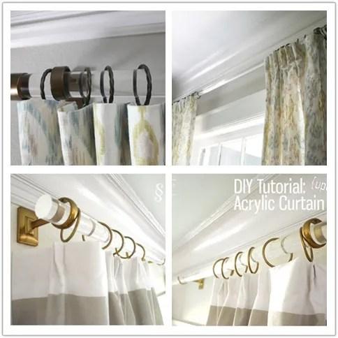 hot sale clear acrylic curtain rod round plastic curtain rods wholesale buy clear acrylic curtain rod round plastic curtain rods curtain rod clear