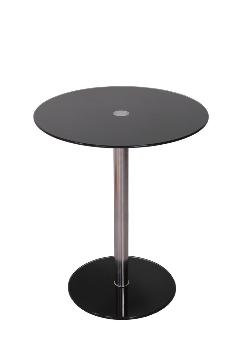 pas cher noir petite table ronde table basse en verre buy petite table ronde table basse en verre product on alibaba com